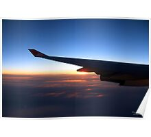 Flying to... Poster