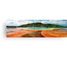 Prismatic Panorama Canvas Print