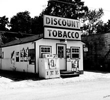 Discount Tobacco Baxter Tennessee  by © Joe  Beasley IPA