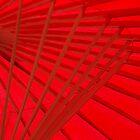 Parasols 3 by Deon de Lange
