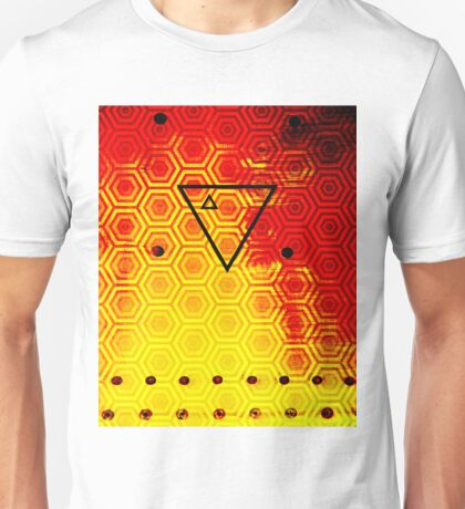 Hexed Augmented Unisex T-Shirt