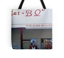Gas in the Beans Tote Bag