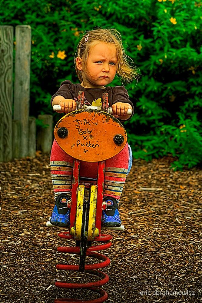 Easy rider by eric abrahamowicz
