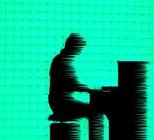 Pianist by Davieb