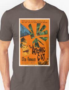 Catmosphere's Atomic Cat T-Shirt