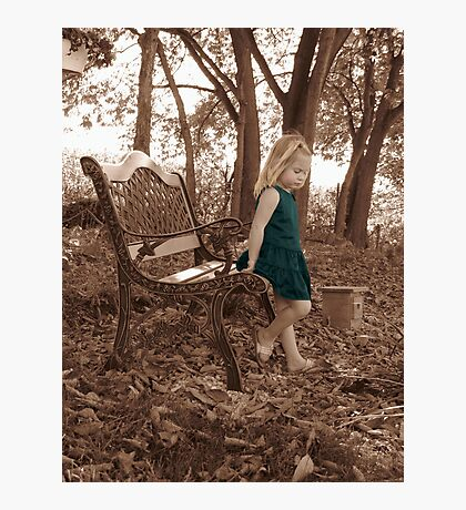 Gentle Photographic Print