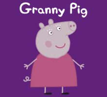 Granny Pig by Russ Jericho