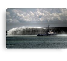 DHB Dauntless  Canvas Print