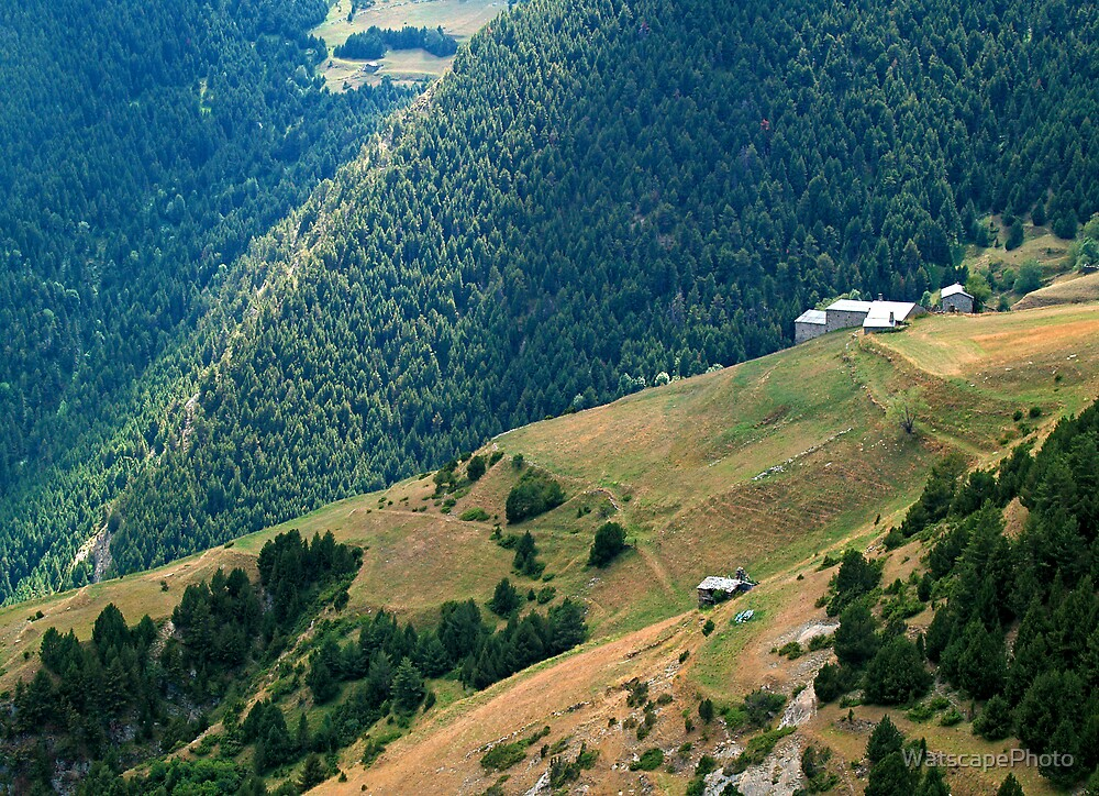 Valls d'Andorra by WatscapePhoto