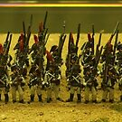 Toy Soldiers, Napoleonic War by wiggyofipswich
