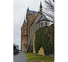 Burg Hohenzollern Castle, South Germany Photographic Print