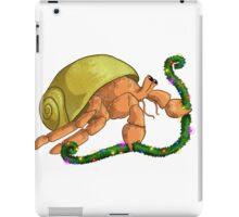 Christmas Hermit iPad Case/Skin