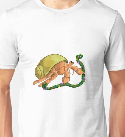 Christmas Hermit Unisex T-Shirt
