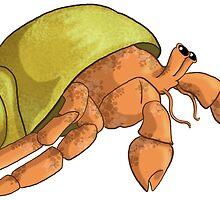 Hermit Crab by thedustyphoenix