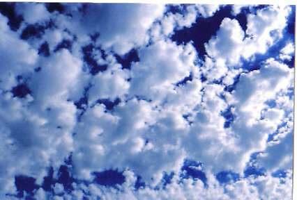 Canadian sky by Karen Harding