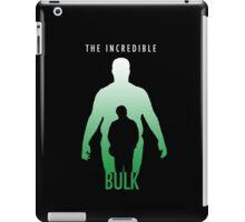 The Incredible Bulk iPad Case/Skin