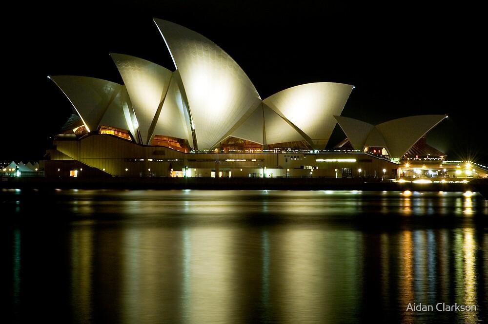 Sydney Opera House by Aidan Clarkson