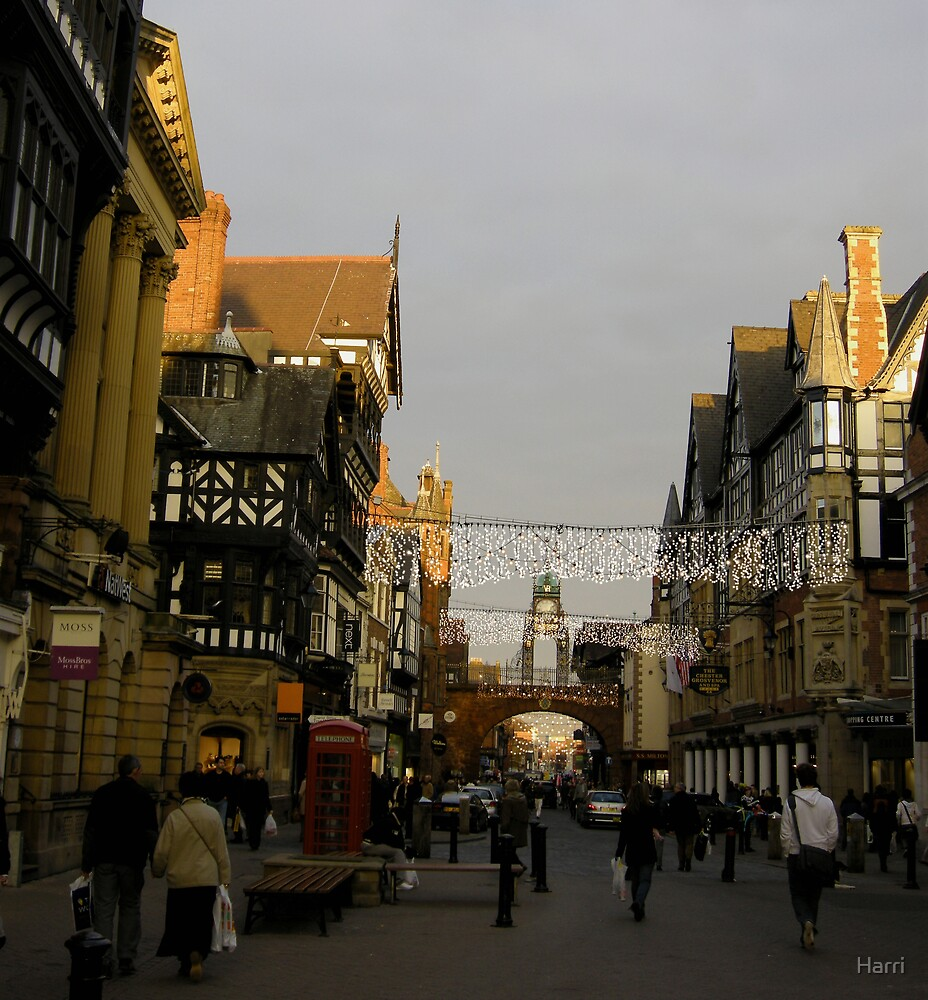 Chester Lights by Harri
