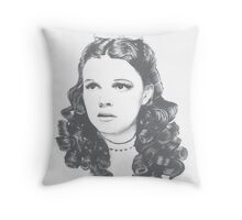 Dorothy - Clean Throw Pillow