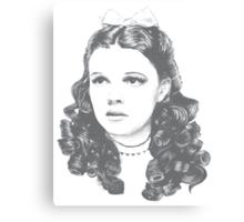 Dorothy - Clean Canvas Print