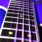 Purple Strings by kkmeer