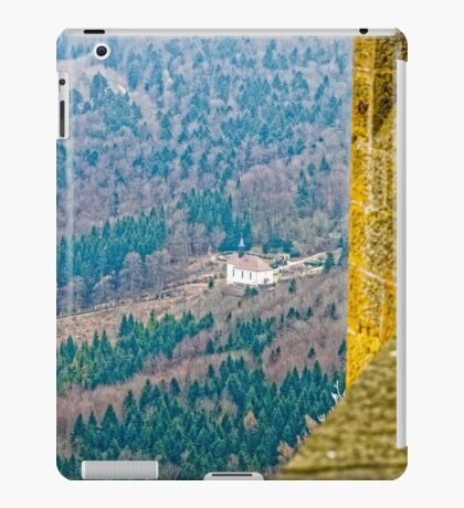 Maria Zell Chapel viewed from Burg Hohenzollern Castle iPad Case/Skin
