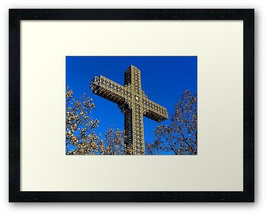 Cross II by Peco Grozdanovski