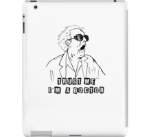 DOC - Back To The Future (2) iPad Case/Skin