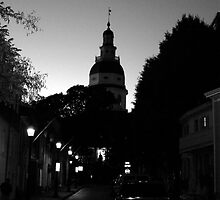 The Maryland State House by Amedori