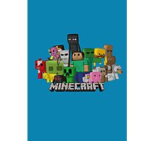 MINECRAFT Photographic Print