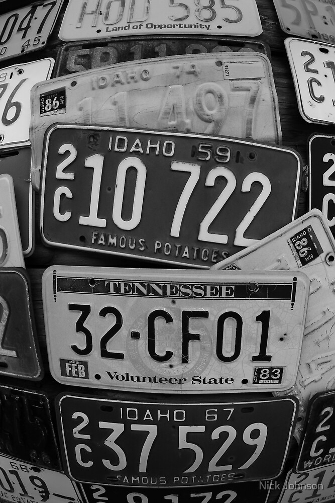 Idaho by Nick Johnson