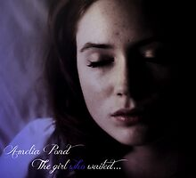 Amelia Pond, The Girl Who Waited by sophsoph90