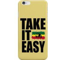 TAKE IT EASY iPhone Case/Skin