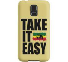 TAKE IT EASY Samsung Galaxy Case/Skin
