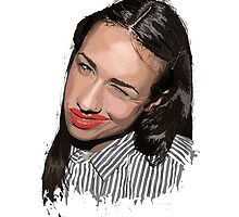 Miranda sings is prettier than u by lizzylizards