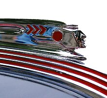 Pontiac Hood Ornament by BritishYank