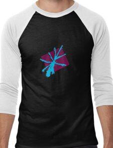 Bug On A Swatch Men's Baseball ¾ T-Shirt