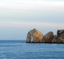 Sailing to Lands End by cthomas