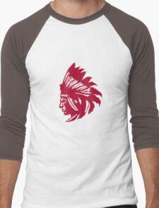 Native Men's Baseball ¾ T-Shirt