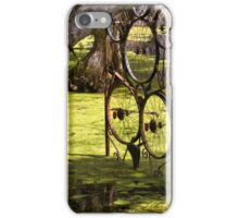 Wetlands Sculpture 2 iPhone Case/Skin
