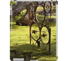 Wetlands Sculpture 2 iPad Case/Skin