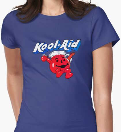 Cool Aid Womens Fitted T-Shirt