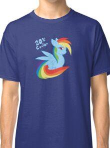 Rainbow Dash 20% Cooler Classic T-Shirt