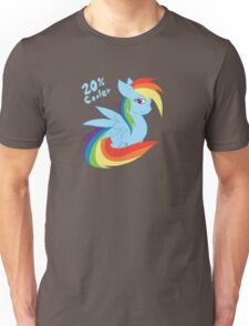 Rainbow Dash 20% Cooler Unisex T-Shirt