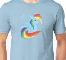 Rainbow Dash 20% Cooler Unisex T-Shirt