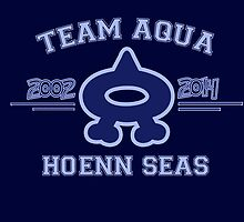 Team Aqua by Roes Pha