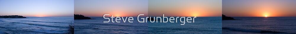 Sunrise at Bondi Beach by Steve Grunberger