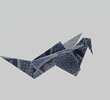 Flapping Bird I by Elvis Diéguez