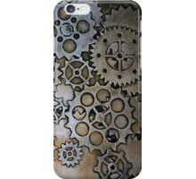 Wheels are turning iPhone Case/Skin