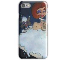 Wildago's Pearl in the Bath III iPhone Case/Skin